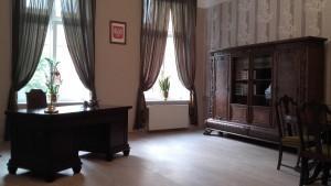 wnętrze kancelarii notarialnej