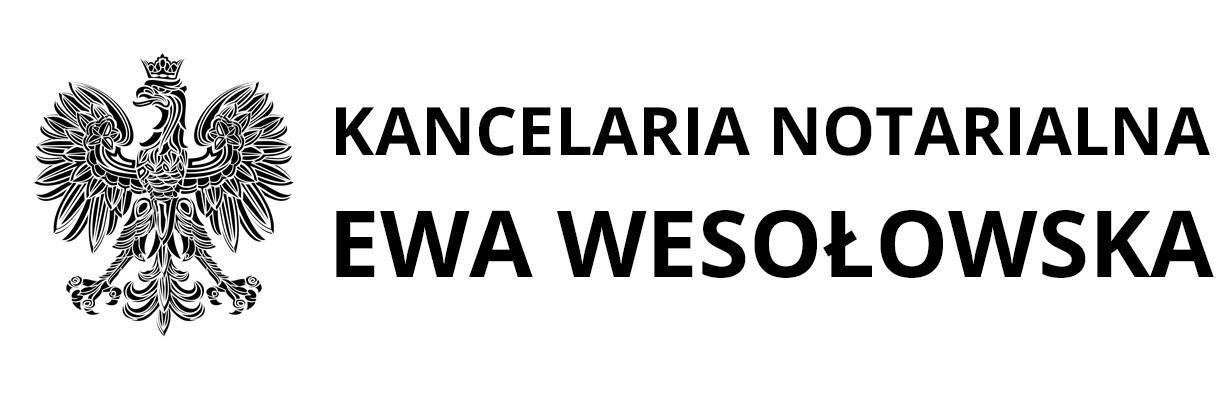 kancelaria notarialna ewa wesołowska