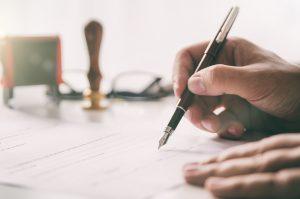 Co jest w akcie notarialnym?
