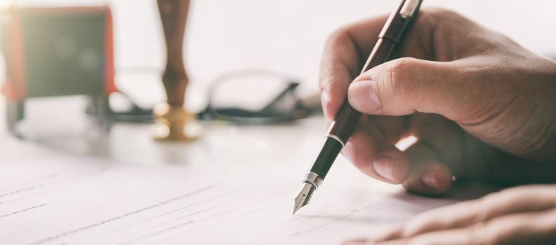 Elementy składowe aktu notarialnego